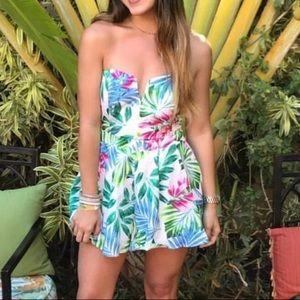 fab'rik Dresses - Tropical Mini Dress 🌴